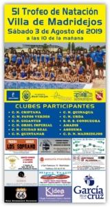 trofeo natación madridejos