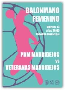 balonmano femenino madridejos