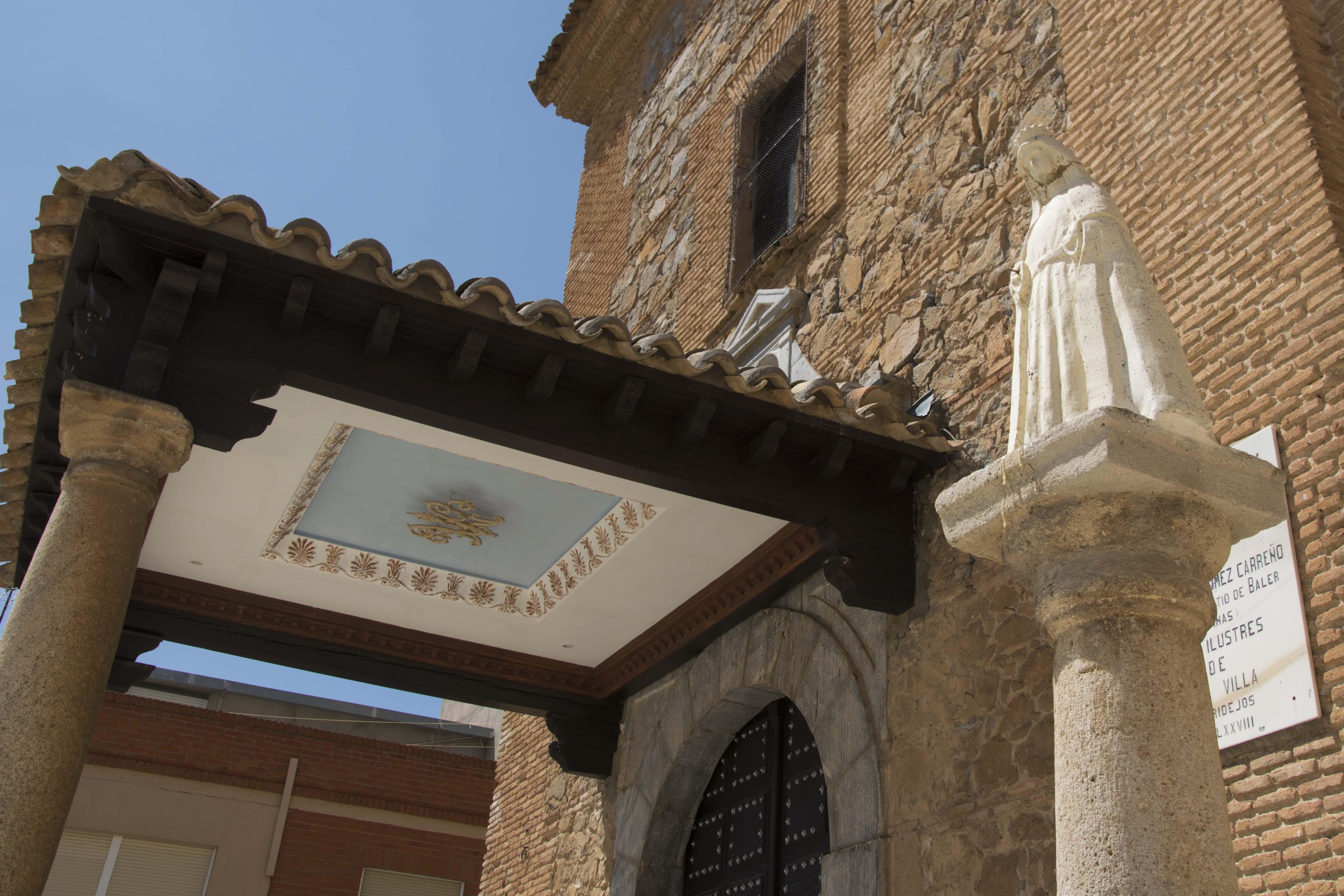 iglesia convento san francisco madridejos