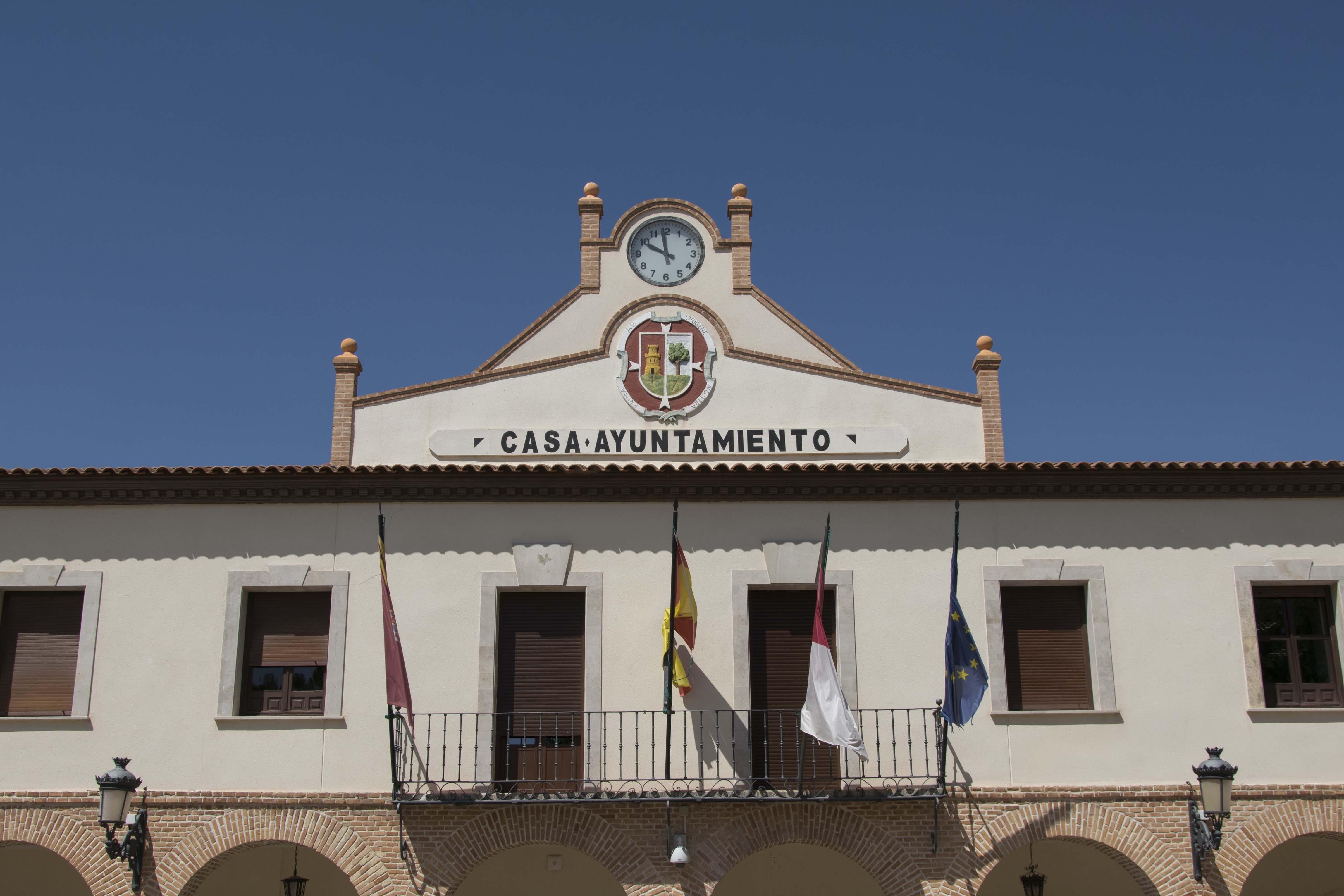 ayuntamiento madridejos