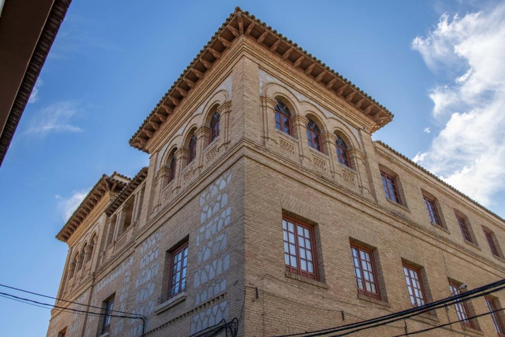 antigua plaza publica madridejos