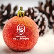 christmas tarjeta navidad madridejos