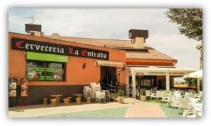 restaurante la entrada madridejos