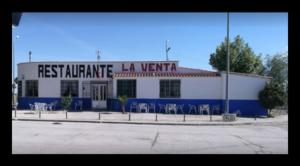 restaurante la venta madridejos