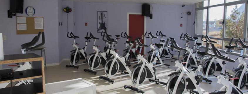 ciclo indoor madridejos