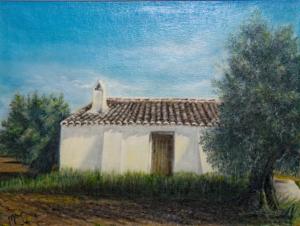 segundo premio adulto pintura certamenes madridejos