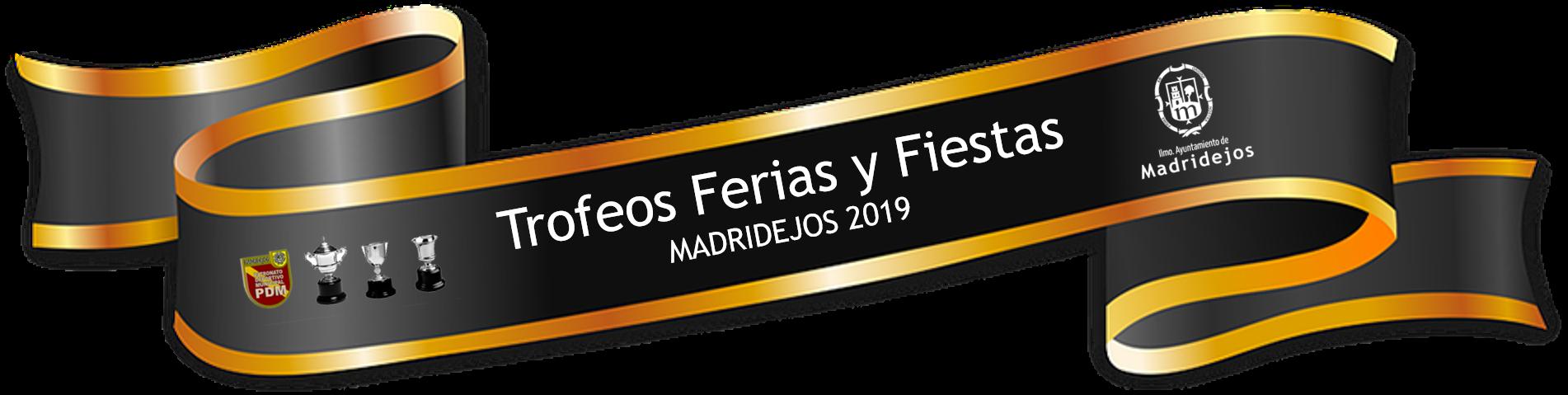 competiciones deportivas feria 2019 madridejos