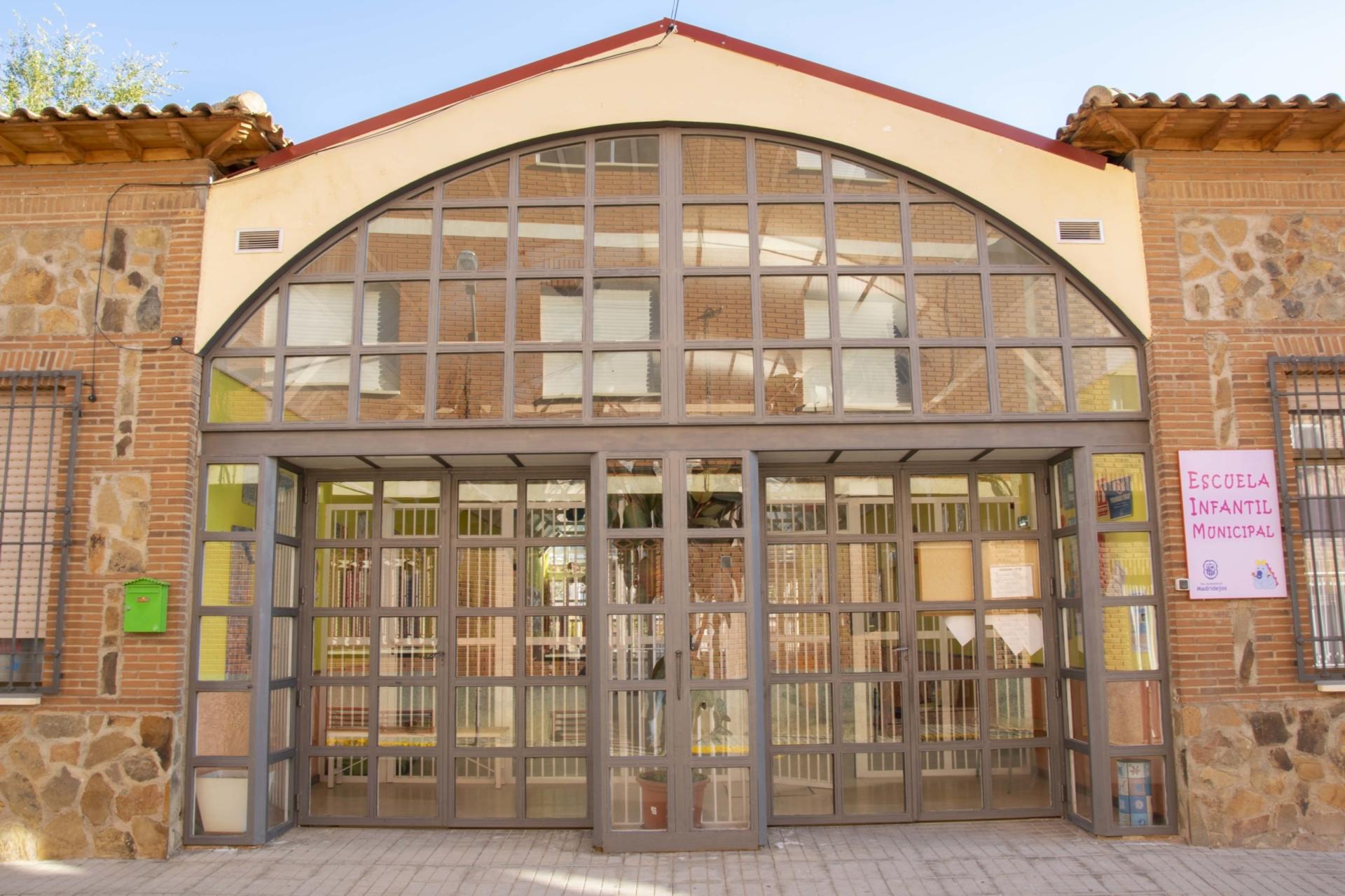 escuela infantil madridejos