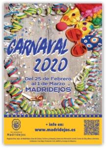 carnaval 2020 madridejos
