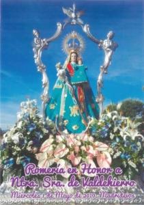 romeria ntra. sra. valdehierro madridejos 2019
