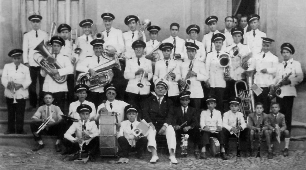 componenetes banda musica municipal