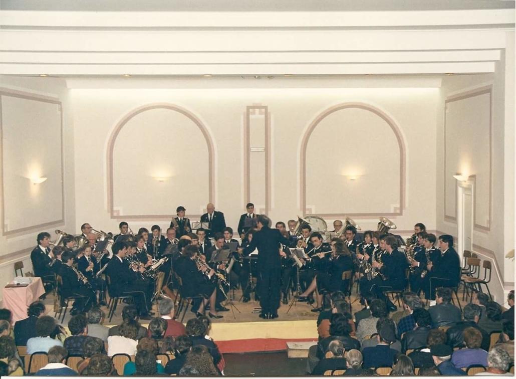 componentes banda musica municipal madridejos