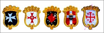 escudos cofradias madridejos