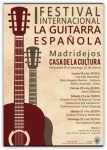 festival internacila guitarra española madridejos