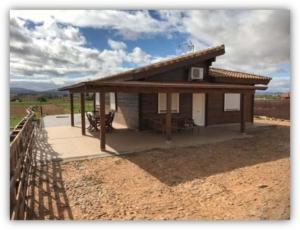 casa rural vega alta madridejos