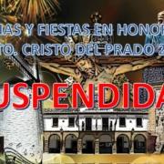 ferias y fiestas madridejos 2020 suspendidas