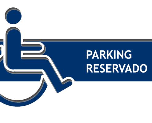 parking personas discapacidad