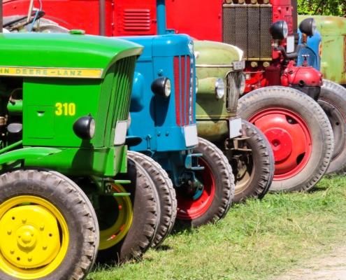 tractor labradores