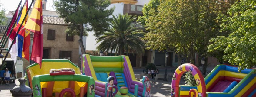 chupinazo feria y fiestas madridejos