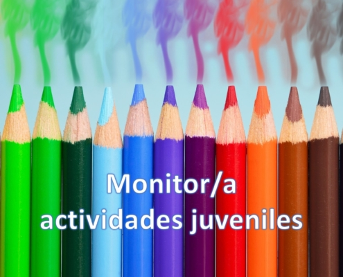 monitor/as actividades juveniles