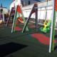 area parque infantil