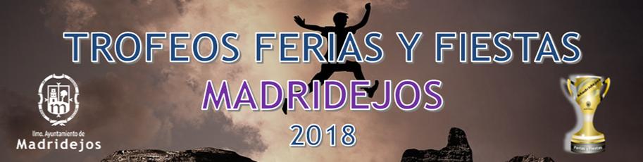 trofeos feria y fiestas 2018
