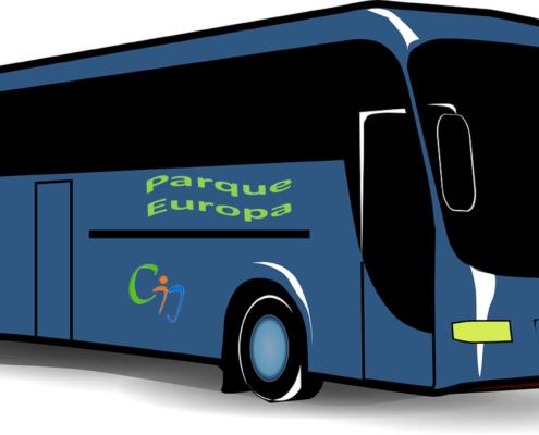 humor amarillo parque europa