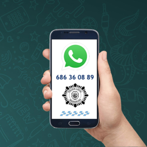 whatsapp policia local madridejos