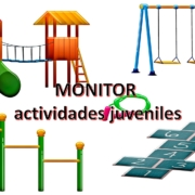 monitor actividades juveniles