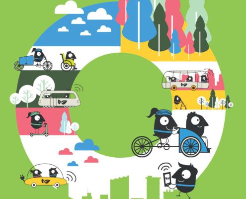 movilidad sin coches