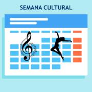 semana cultural musica y danza