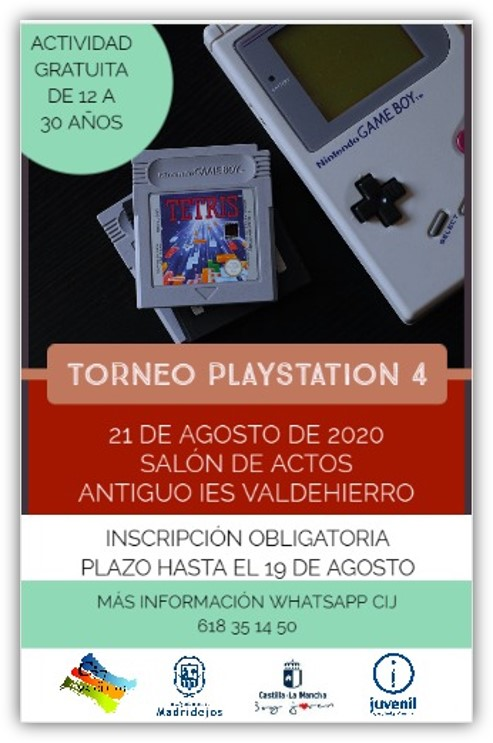 torneo playstation cij