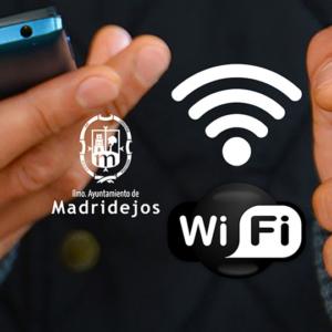 zonas WIFI madridejos