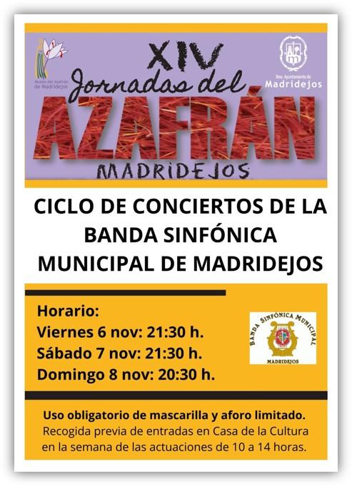 azafrán y musica en madridejos