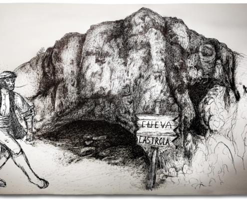 cueva castrola madridejos