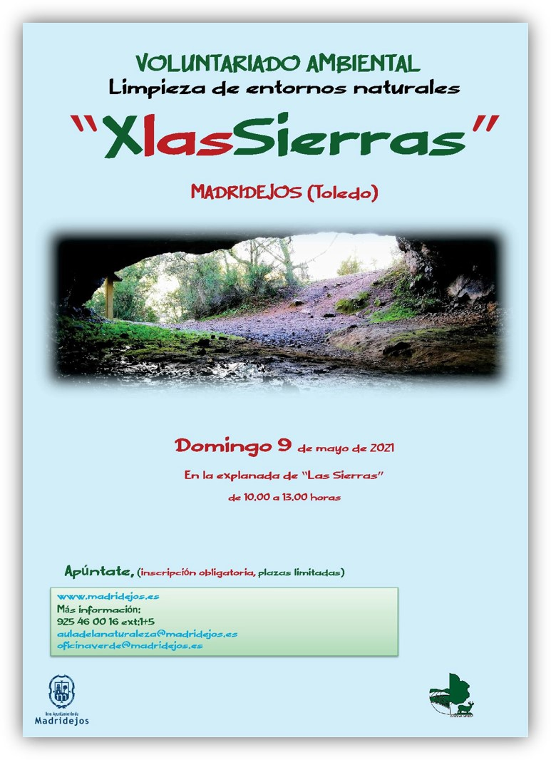 voluntariado ambiental XlasSierras