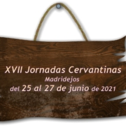 cartel anunciador jornadas cervantinas