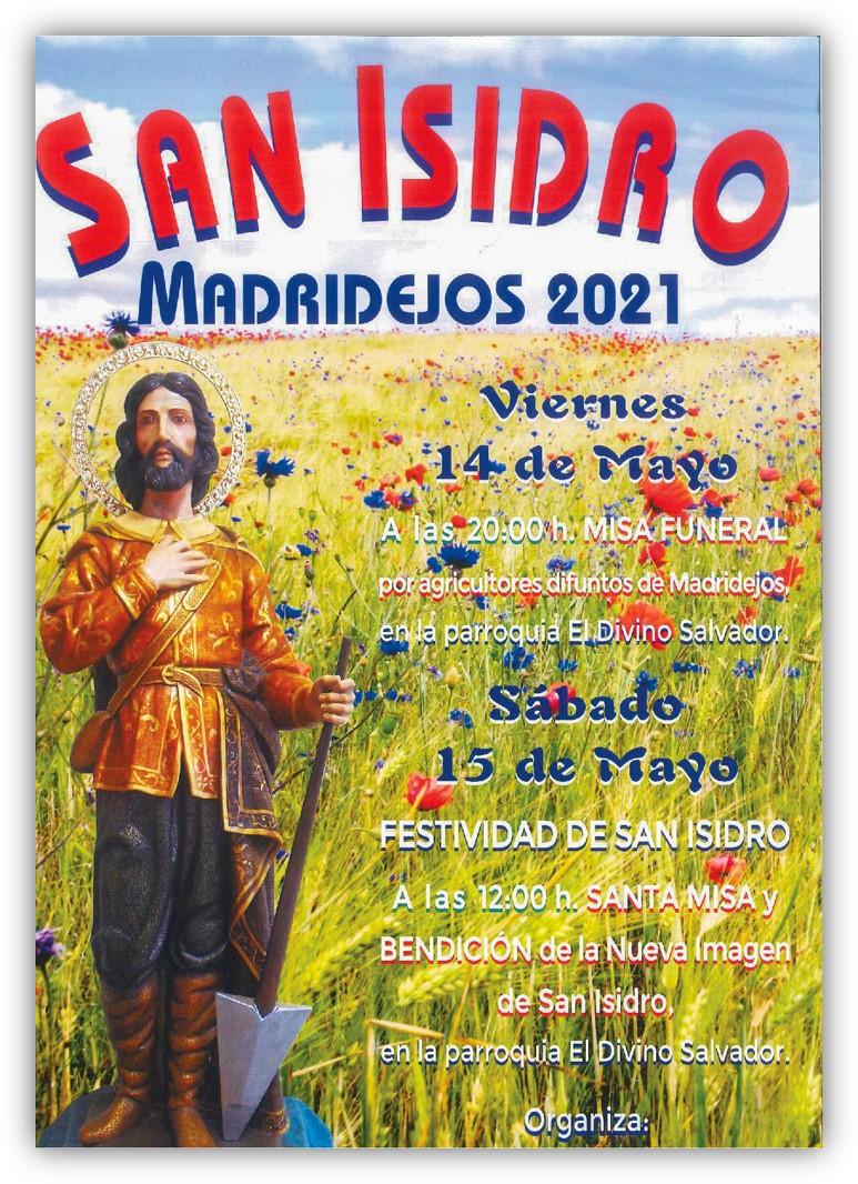 SAN ISIDRO en madridejos