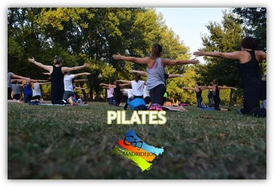 jueves en forma pilates