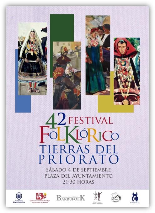 festival folklorico tierras del priorato
