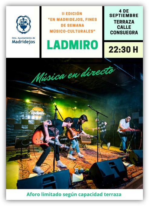 fin de semana musico cultural madridejos