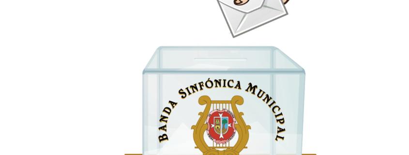 votaciones banda sinfonica madridejos