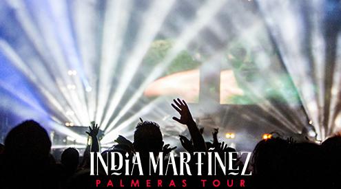 concierto india martinez