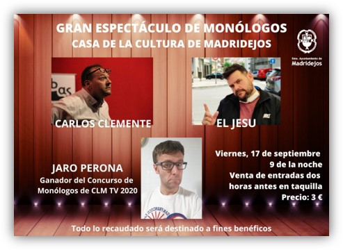 monologos feria 2021